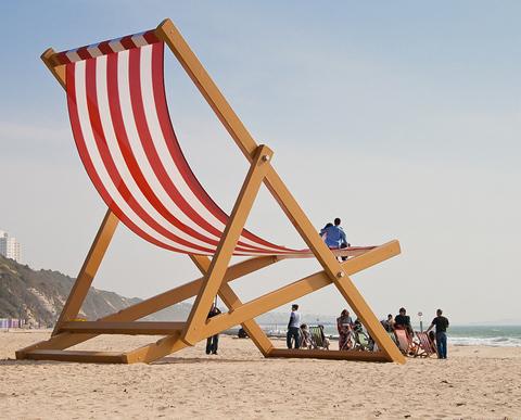 le pamphlet chaise de plage. Black Bedroom Furniture Sets. Home Design Ideas