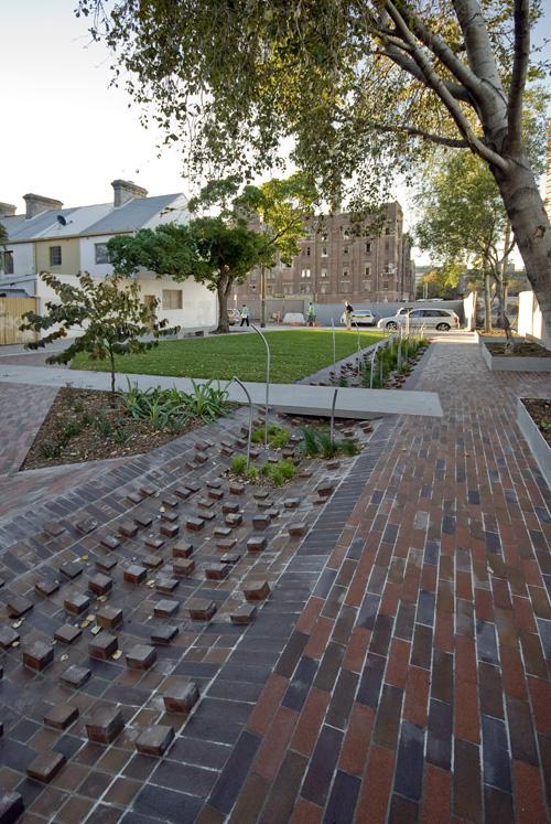 Le Pamphlet Balfour Street Pocket Park
