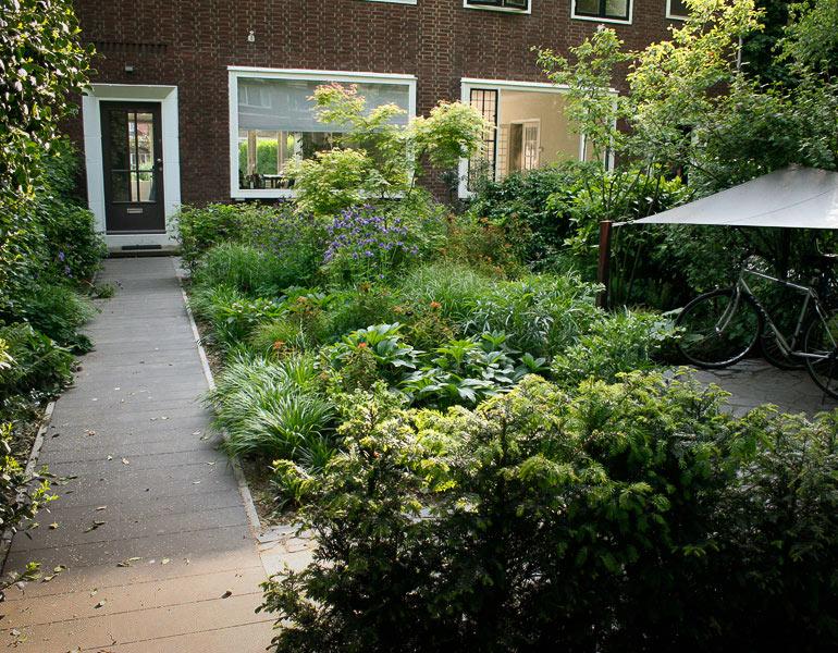 Le pamphlet tuinontwerp kleine tuinen boekel 01 - Bassin tuin ontwerp ...