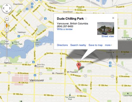 dudechillingpark