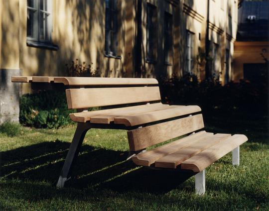 le pamphlet wembley park banc de parc. Black Bedroom Furniture Sets. Home Design Ideas