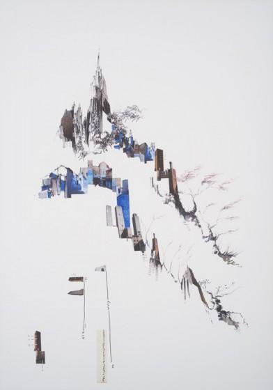 Composite Landscapes_Valerio Morabito, Memory and Landscape, 2013