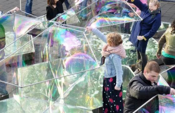 bubblebuilding