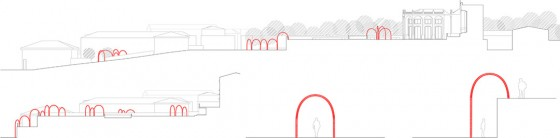 LIKEarchitects_Luminous Red Arches_10