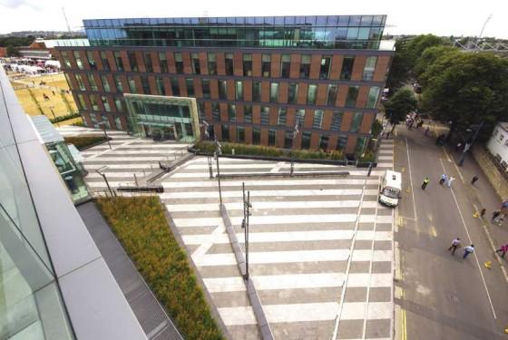 Stephen Diamond Associates_Royal Dublin Society Office Development_01