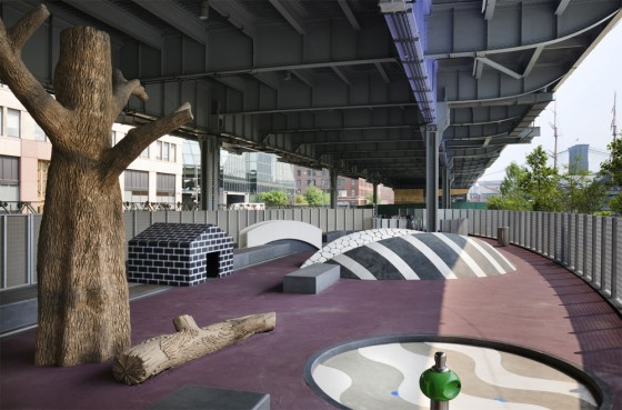 East River Waterfront: Park and Dog Run