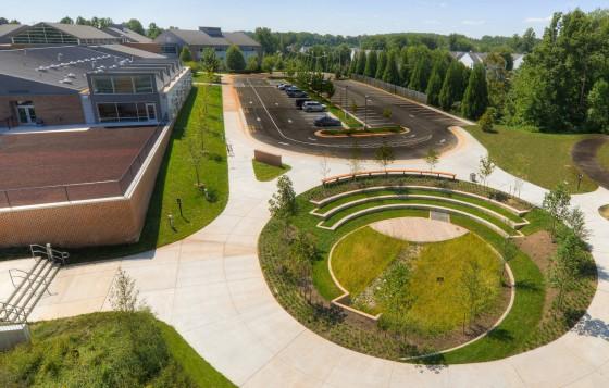 Cougar Elementary School, Manassass Park, VA